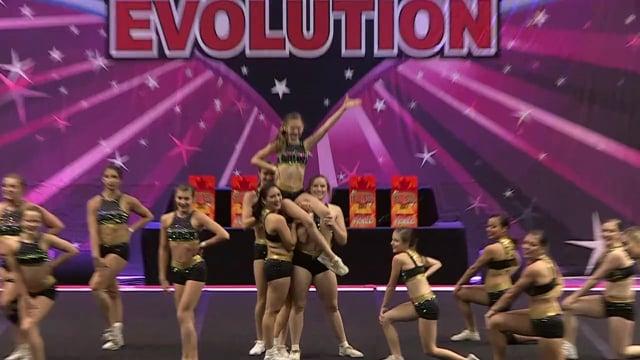 CheerForce All Stars   Golden Girls   Int'l Open 5