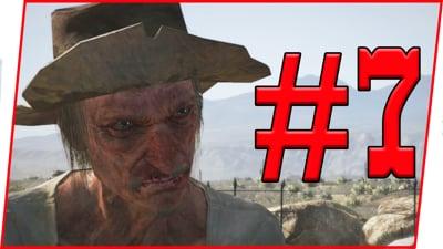 THE NASTIEST MAN IN HUMAN HISTORY! - Red Dead Redemption Walkthrough Pt.7