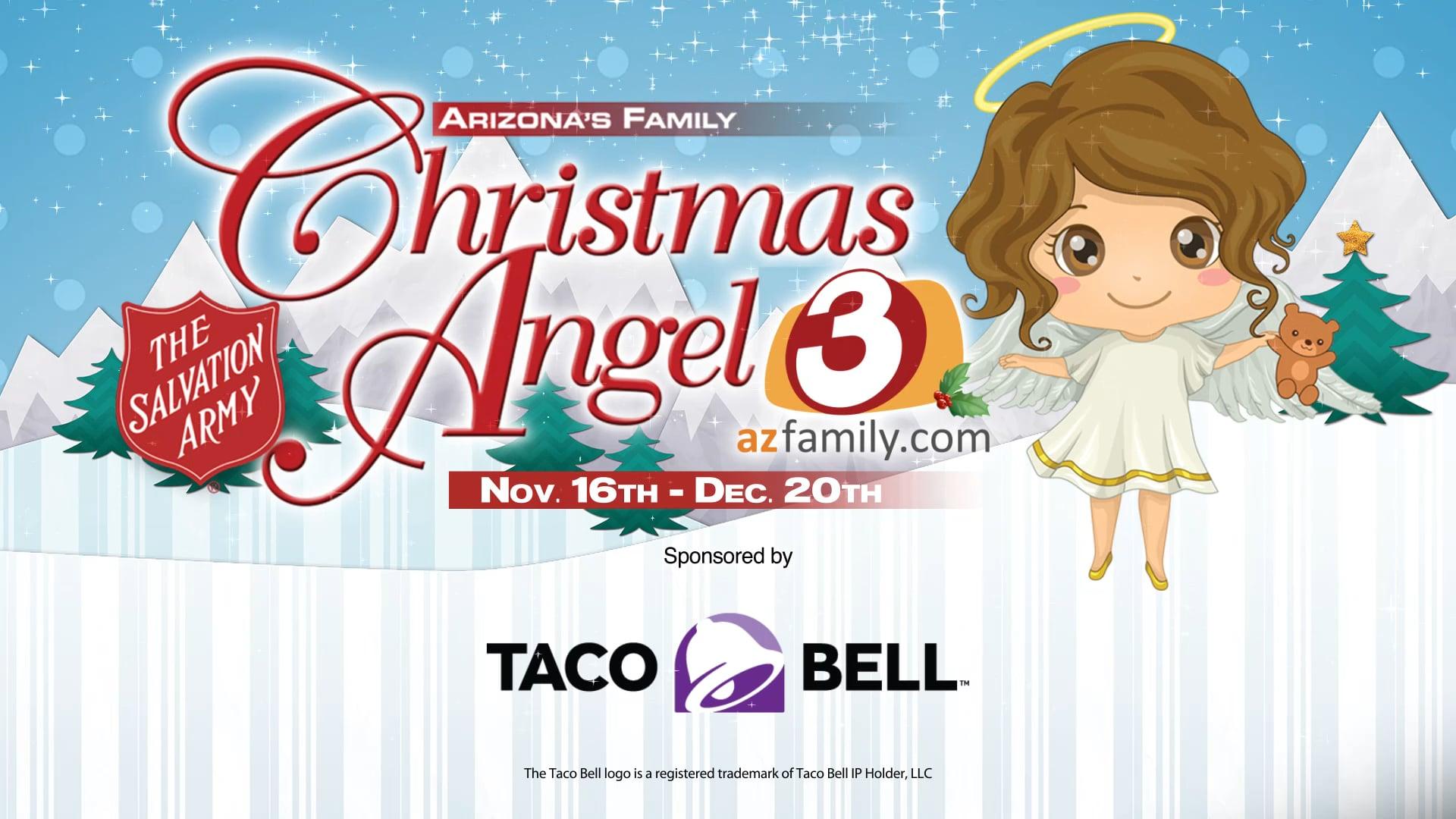 Christmas Angel Promo