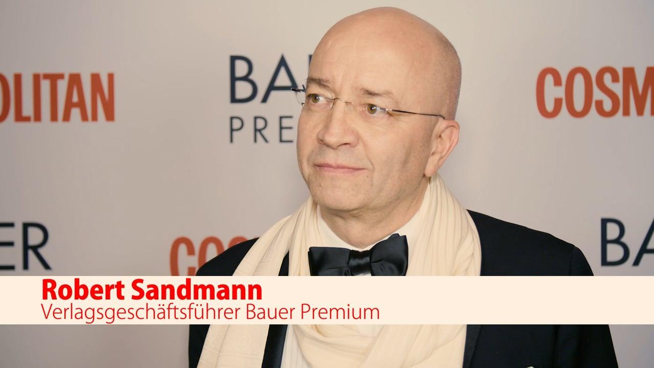 Prix de Beauté 2017 - Sandmann Interview