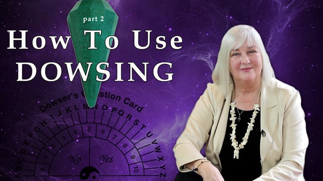 How To Use Dowsing - Part 2