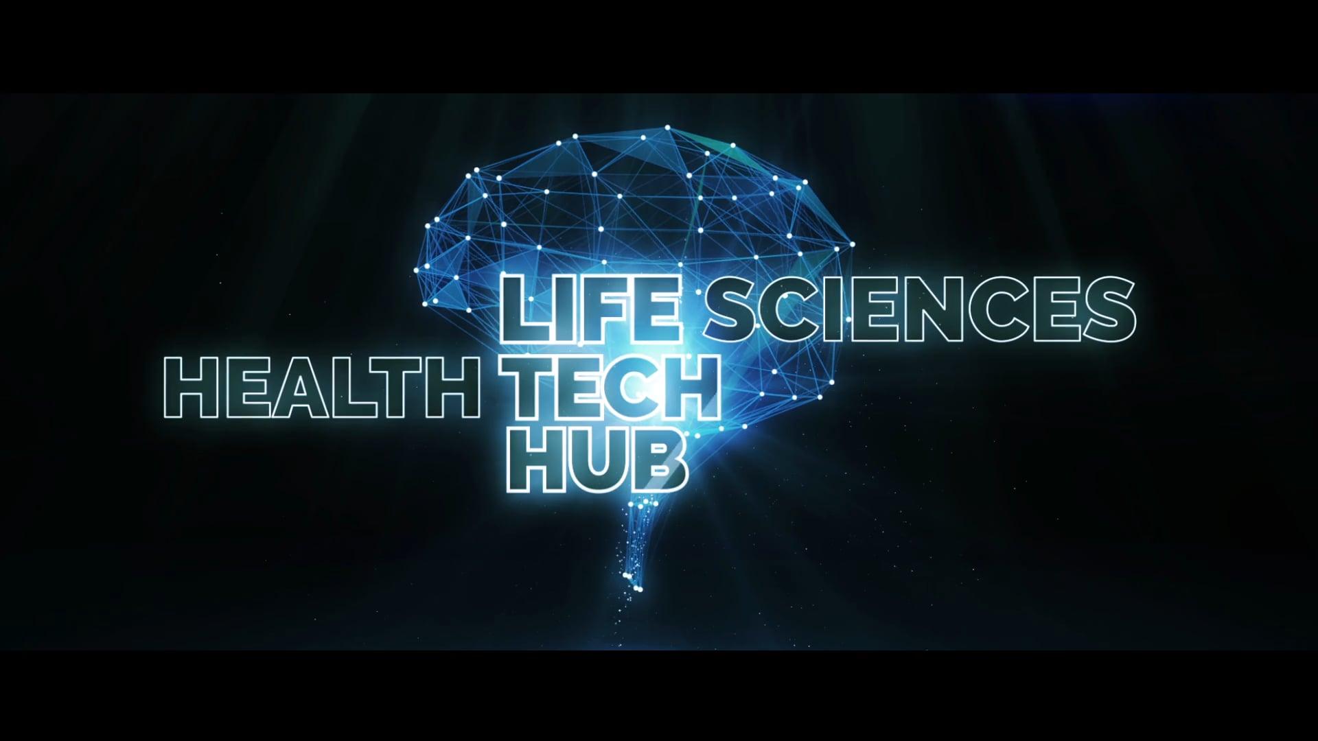 QUÉBEC'S LIFE SCIENCES HEALTH TECH HUB