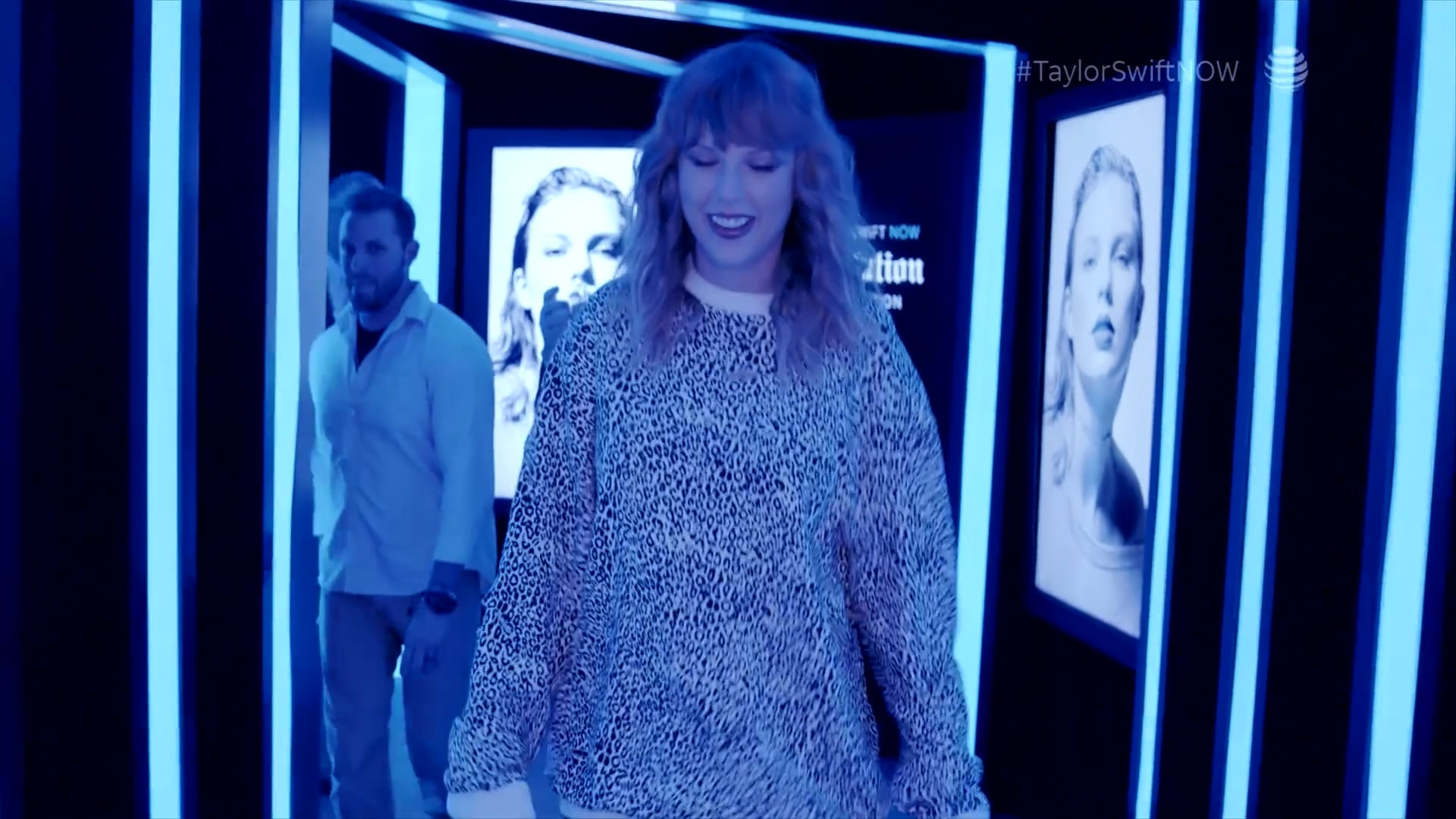 Taylor Swift Now    The Making of a Song NYC Take Over