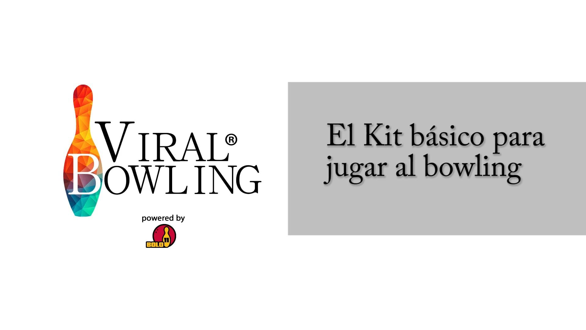 #ViralBowling: Kit básico para principiantes del bowling