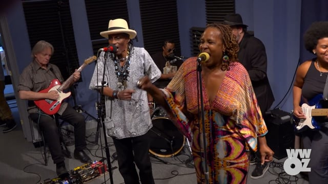 """Cyril Neville & Swamp Funk """"Big Chief Jolly"""""""