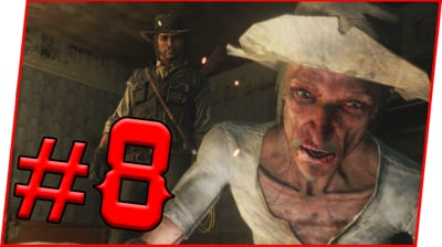 WE FOUND THE TREASURE HE'S BEEN LOOKING FOR! - Red Dead Redemption Walkthrough Pt.8