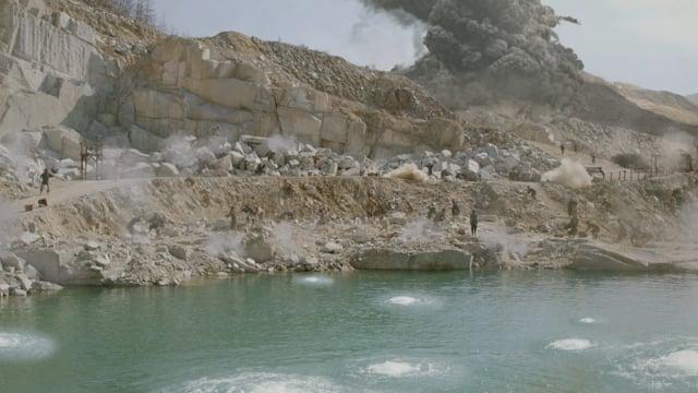 Volcano | VFX