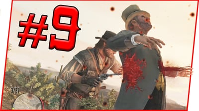 WE LOST HONOR OVER TWO DOLLARS! - Red Dead Redemption Walkthrough Pt.9