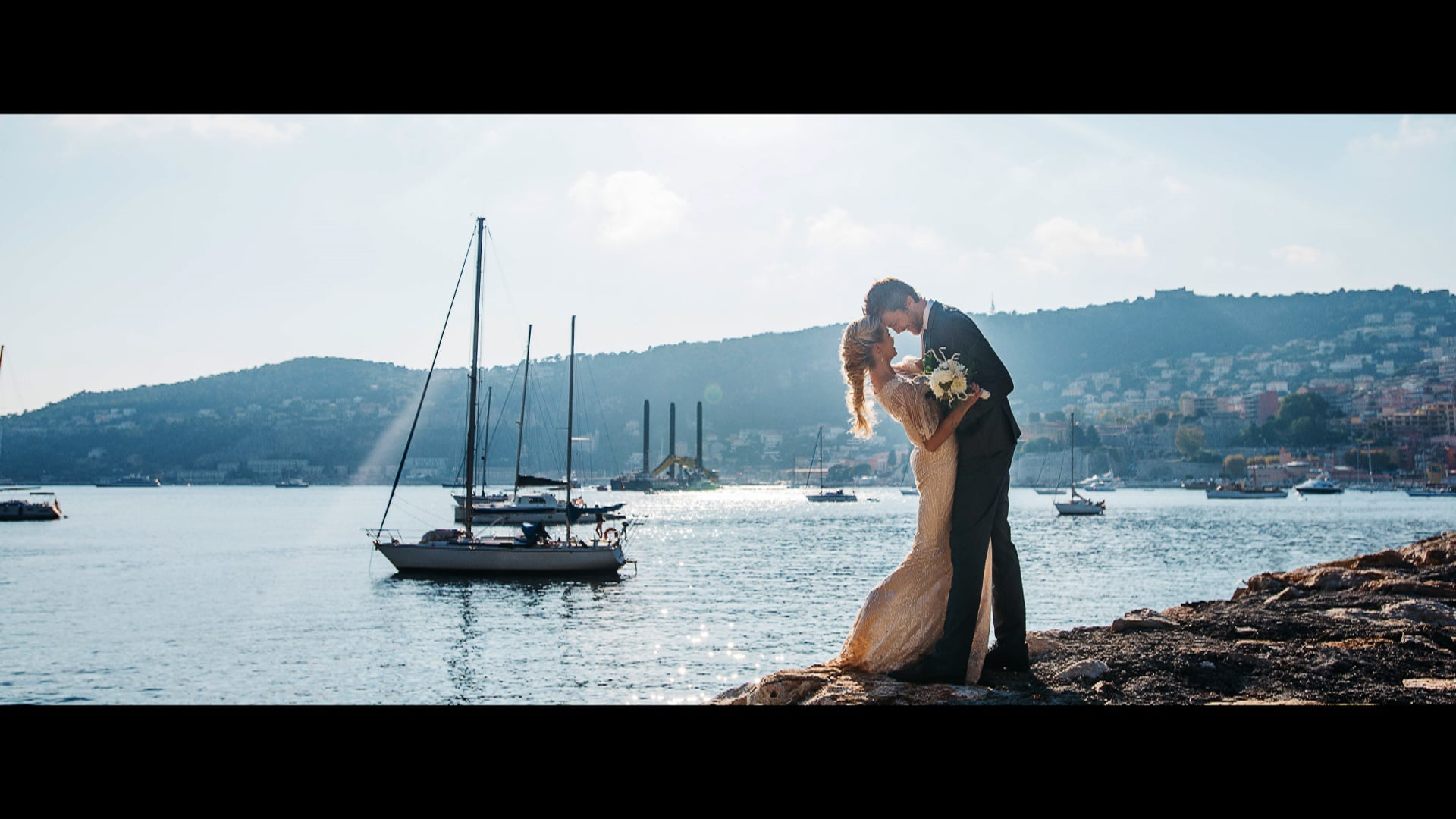 Mathieu & Elena / Wedding / Côte d'Azur