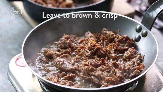 Sous Chef New Mexican Chilli Carnitas Recipe