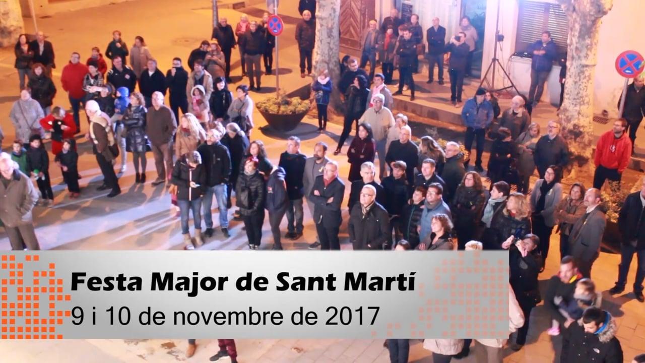 Festa Major de Sant Martí (dies 9 i 10)