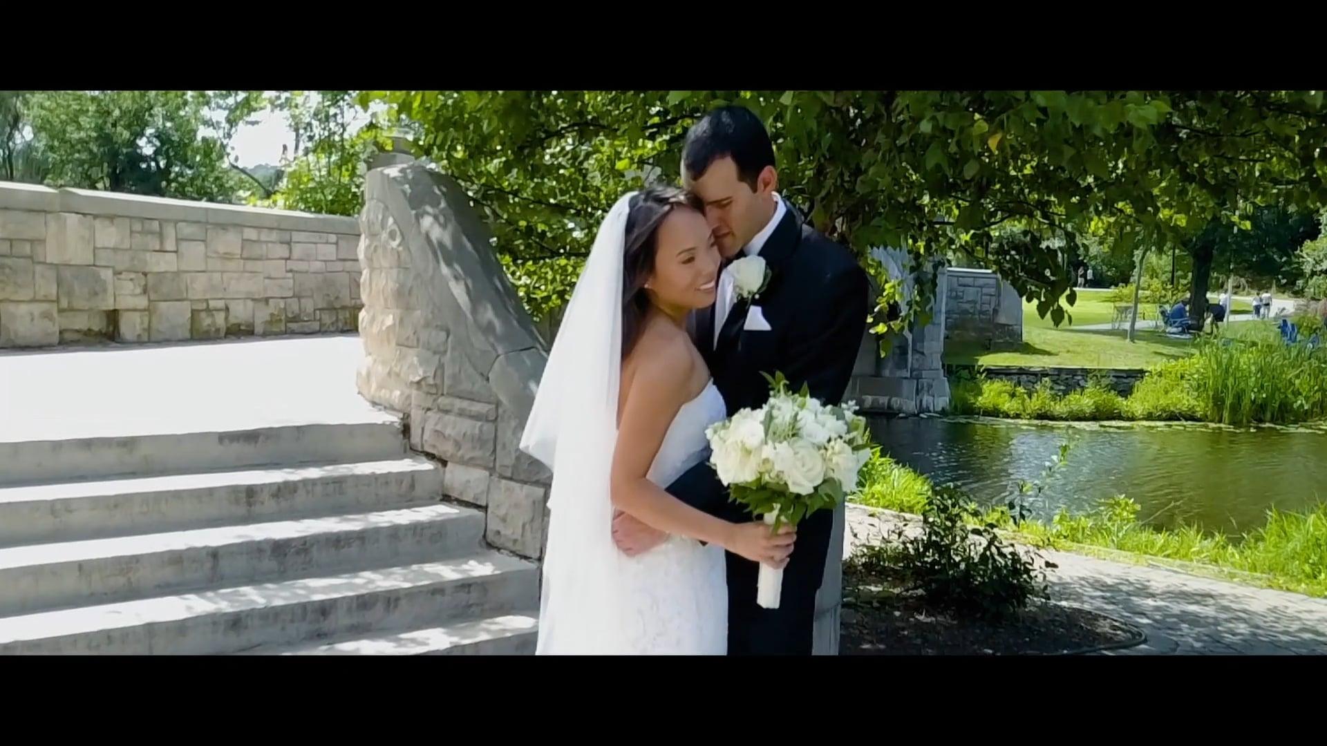 Sam and Mark's Wedding
