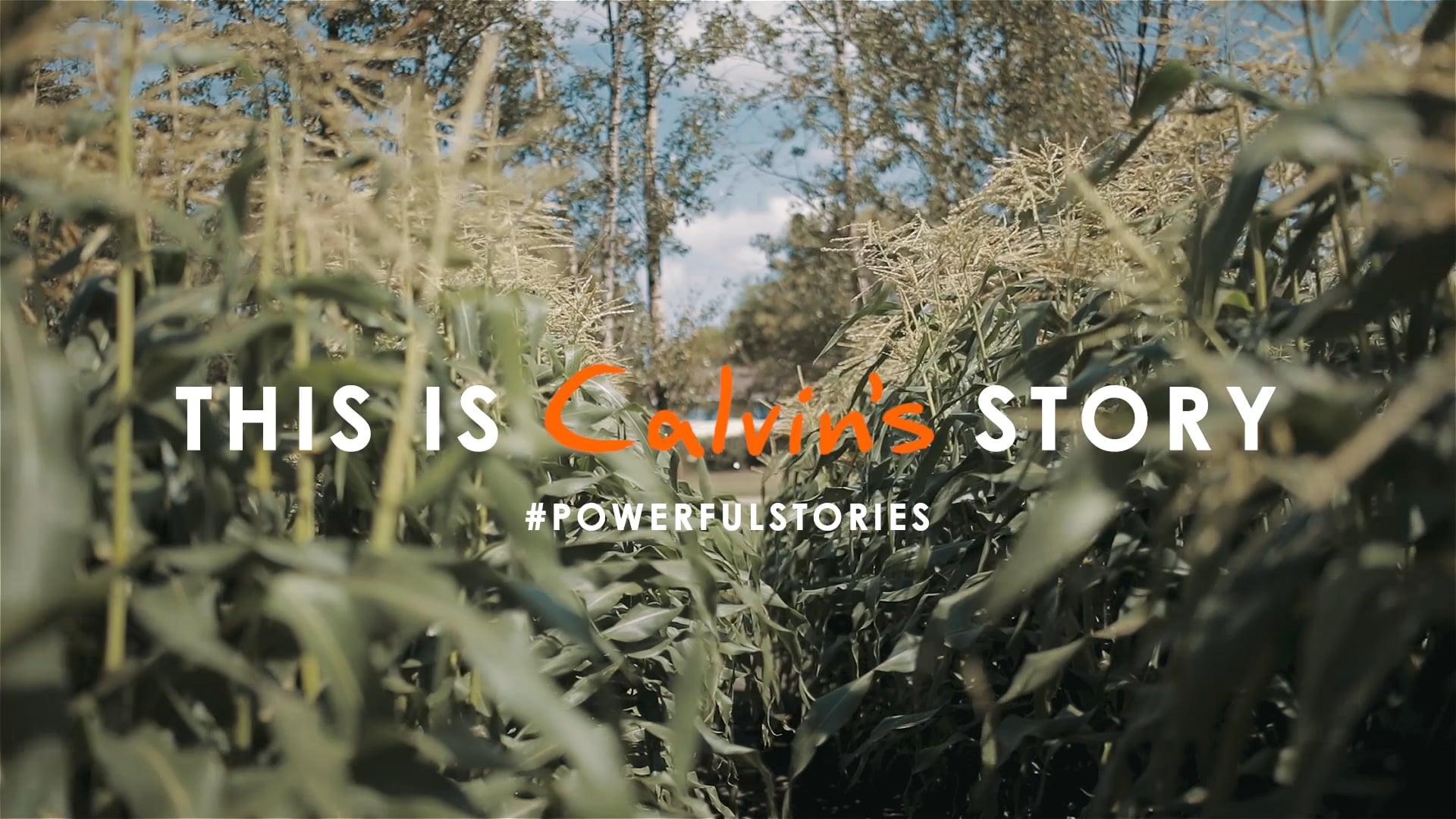 SaskPower - Powerful Stories (Calvin)