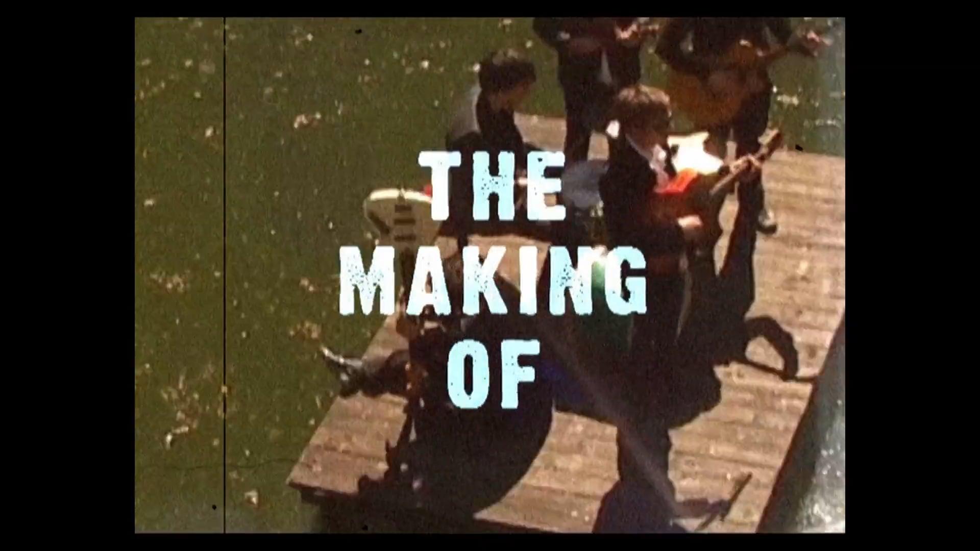 'making of'