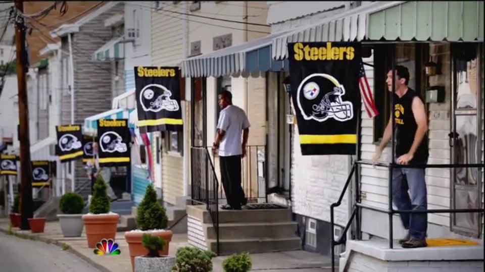 "The NFL/Sunday Night Football ""Football Towns"""