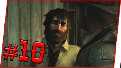EVERYONE IS LYING TOO ME! TRUST NO ONE! - Red Dead Redemption Walkthrough Pt.10