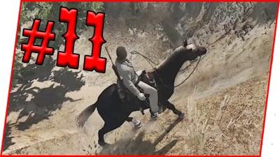 RIP BLACK LIGHTNING! - Red Dead Redemption Walkthrough Pt.11