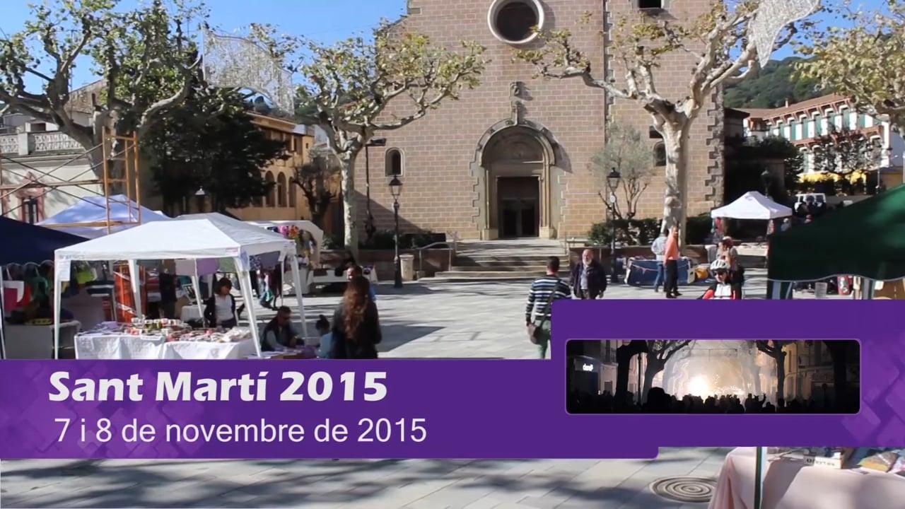 Festa Major de Sant Martí dies 2015 (dies 7 i 8)