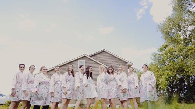 Finger Lakes Vineyard Wedding, Zugibe Vineyards: Amy&Max