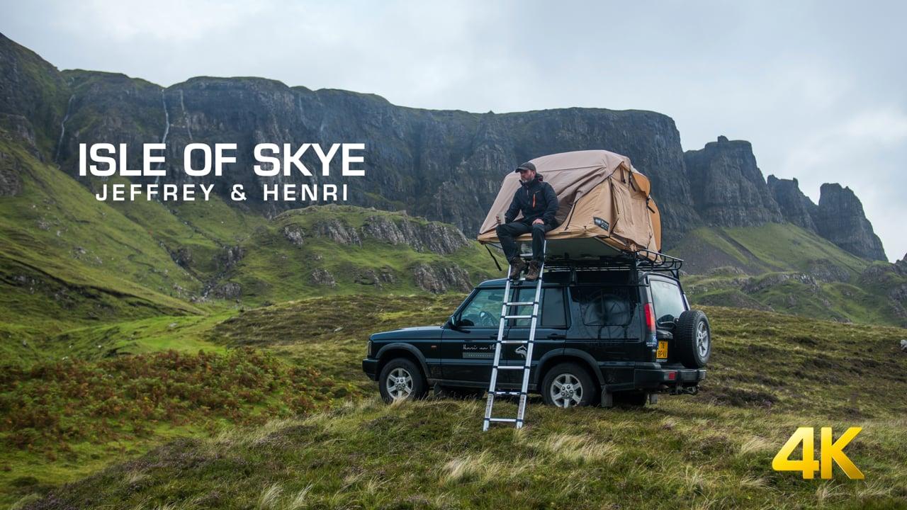 Isle of Skye - Scotland (4K)