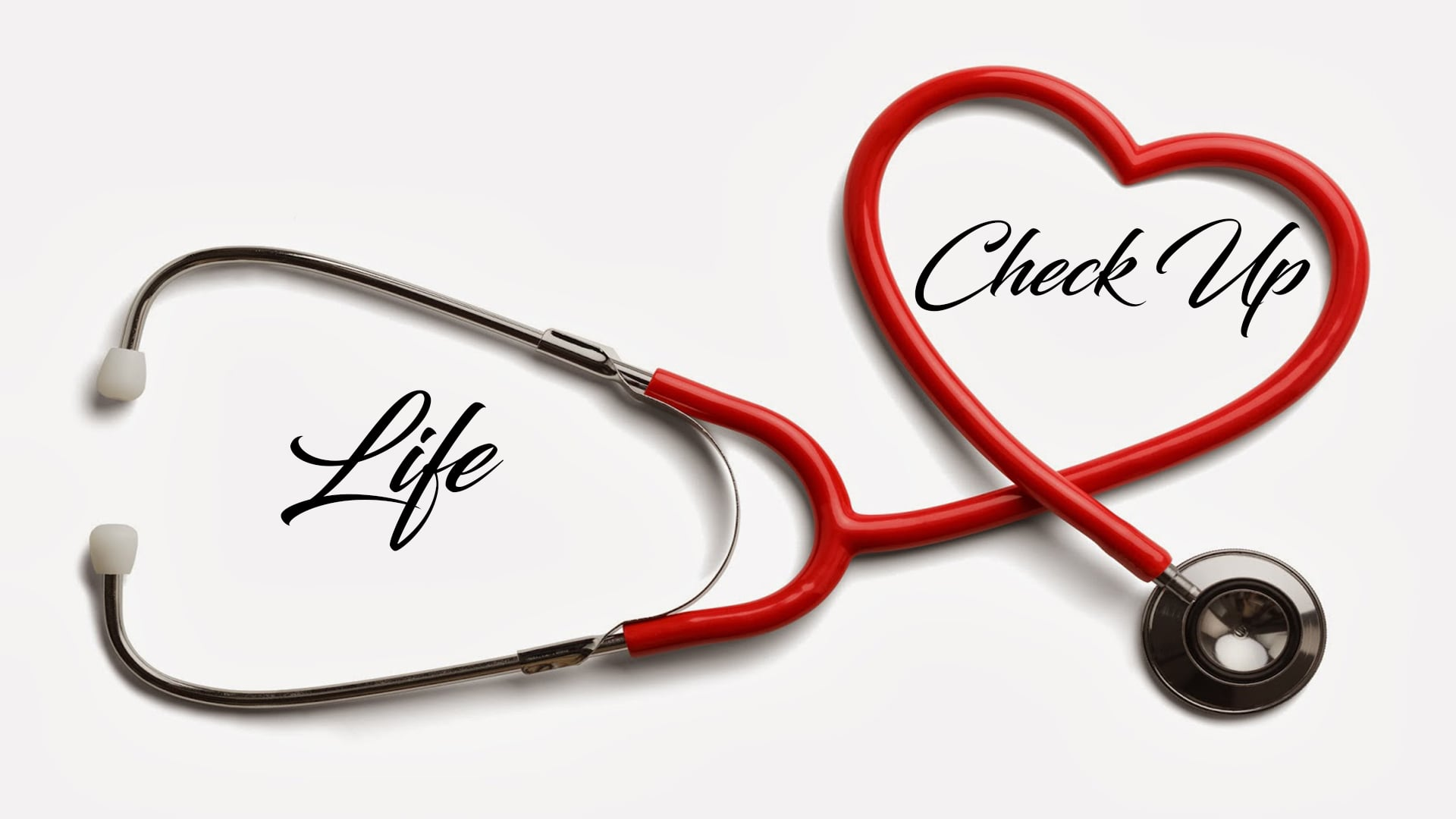Life Check Up Part 3- Pastor Fred McCarthy
