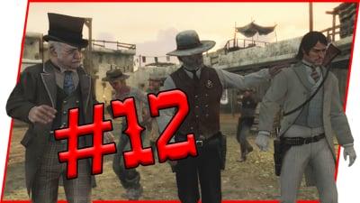 THE ASSUALT ON FORT MERCER! - Red Dead Redemption Walkthrough Pt.12