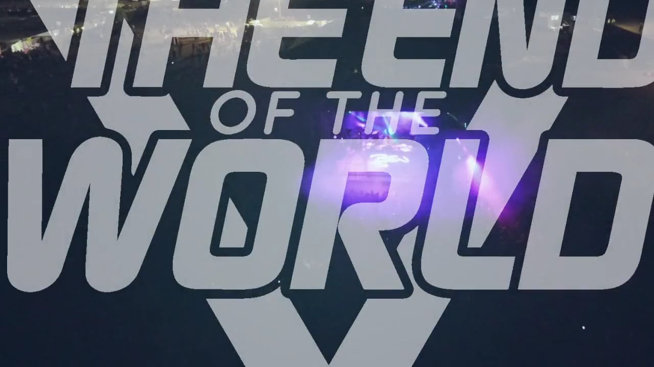3r video promocional The End of the World