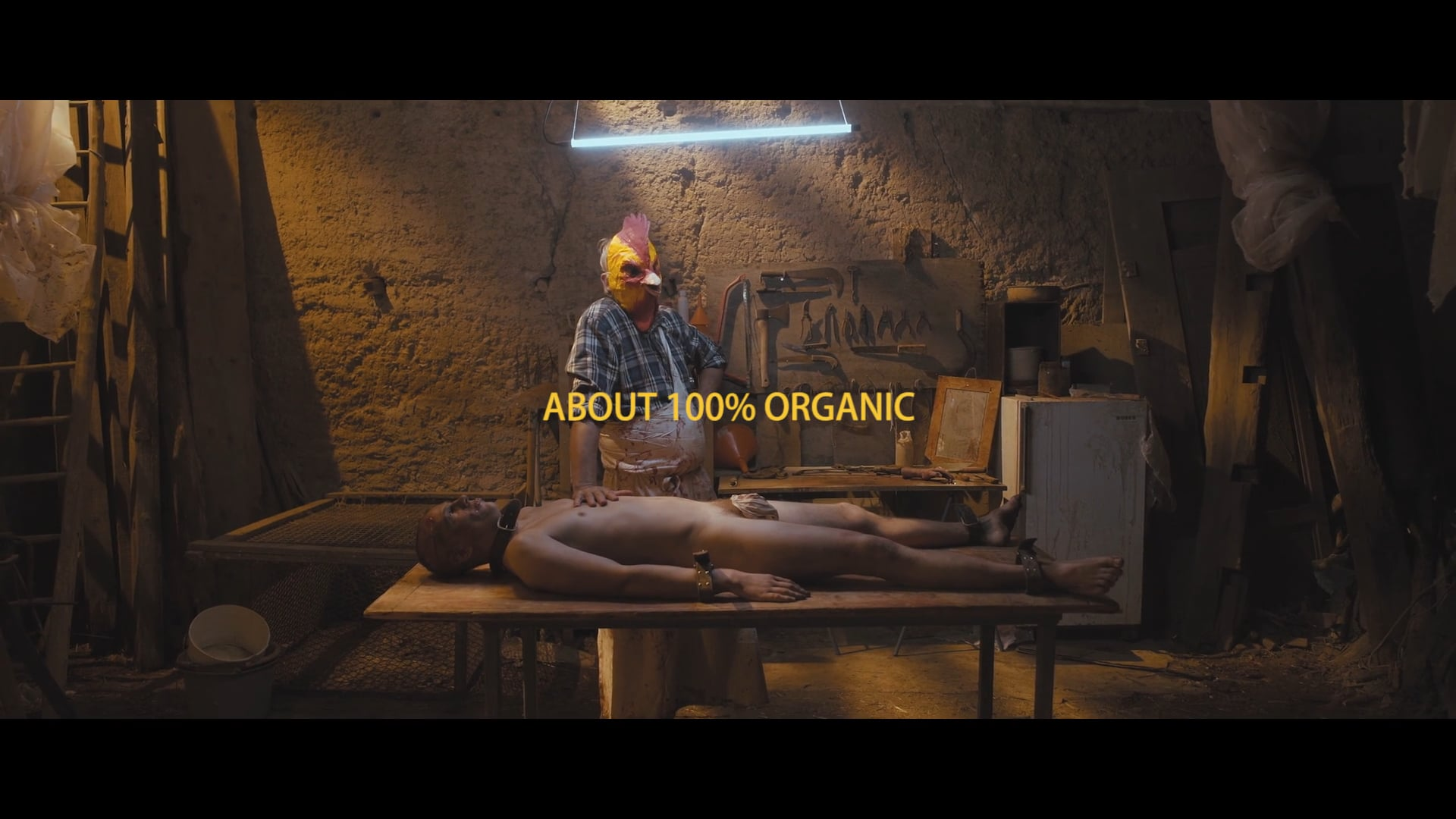 About 100% Organic (Making of)