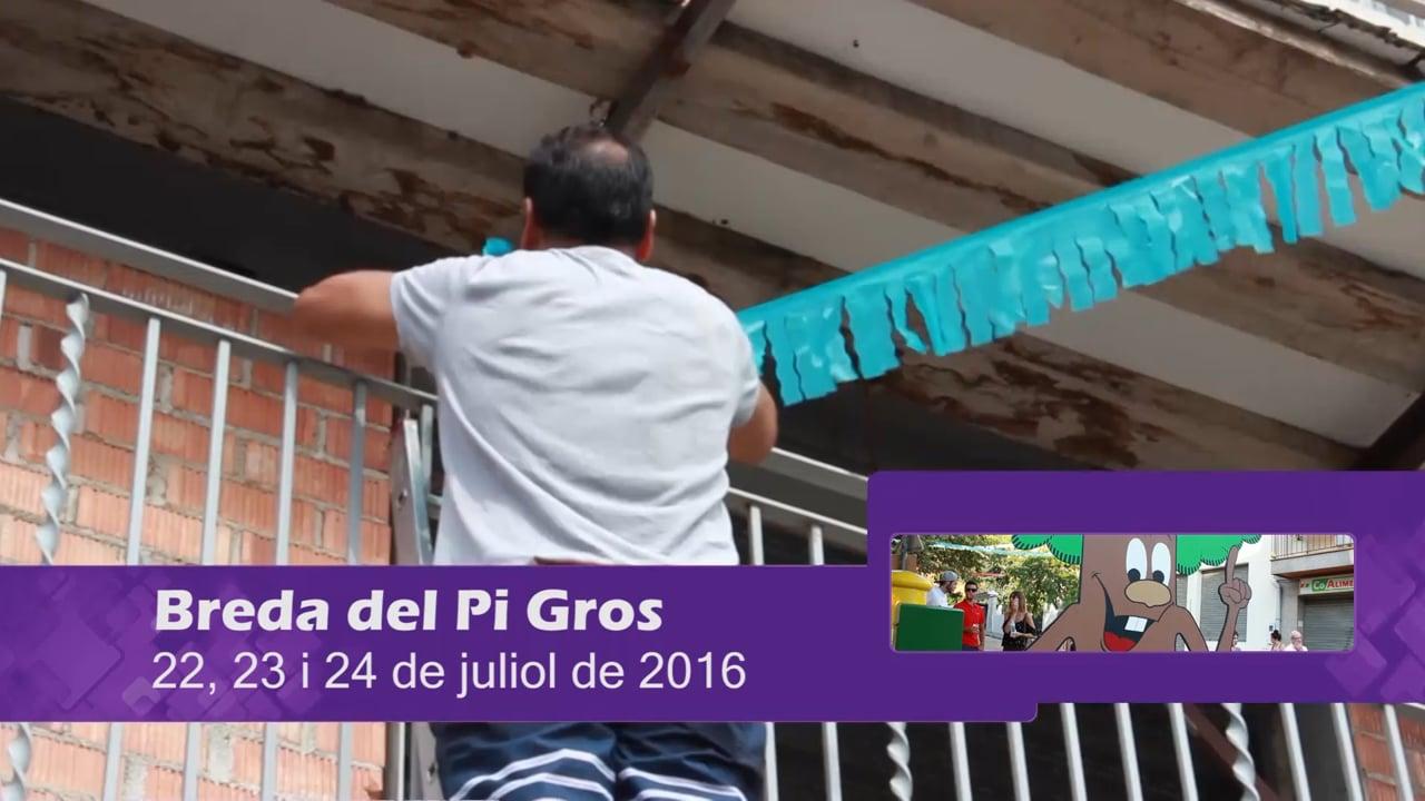 Breda del Pi Gros 2016