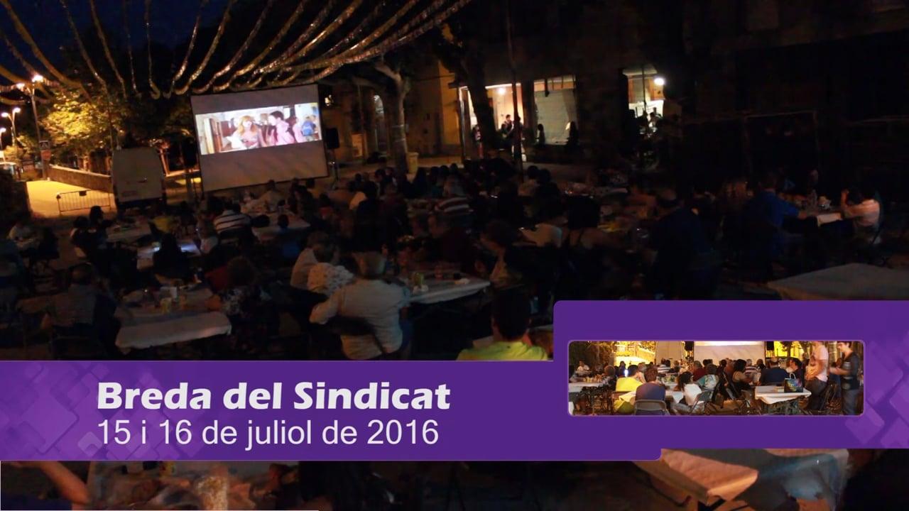 Breda del Sindicat 2016
