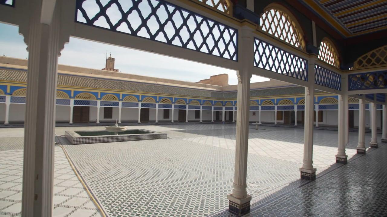 Embarquement : Maroc - Marrakech