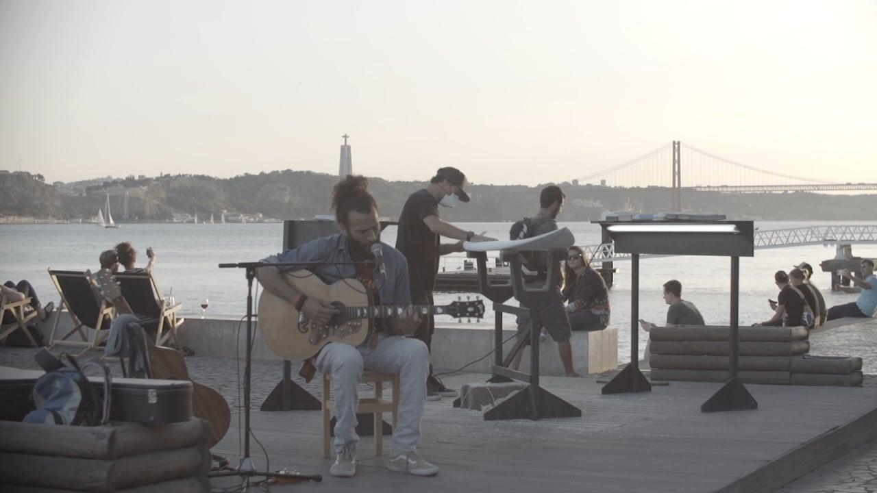 Live Shaping and Music in Lisbon with Nuno Matta & Orlando Santos