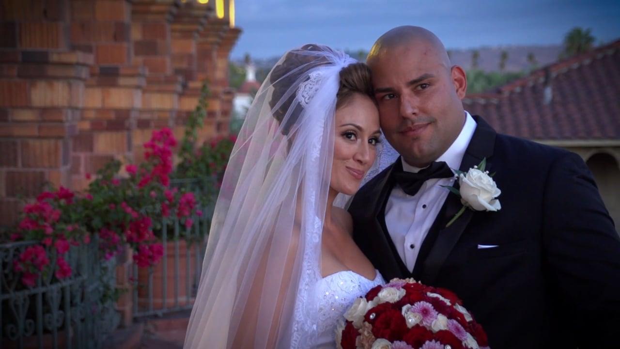 Angelica & Damien Mission Inn Wedding Video Highlight Film