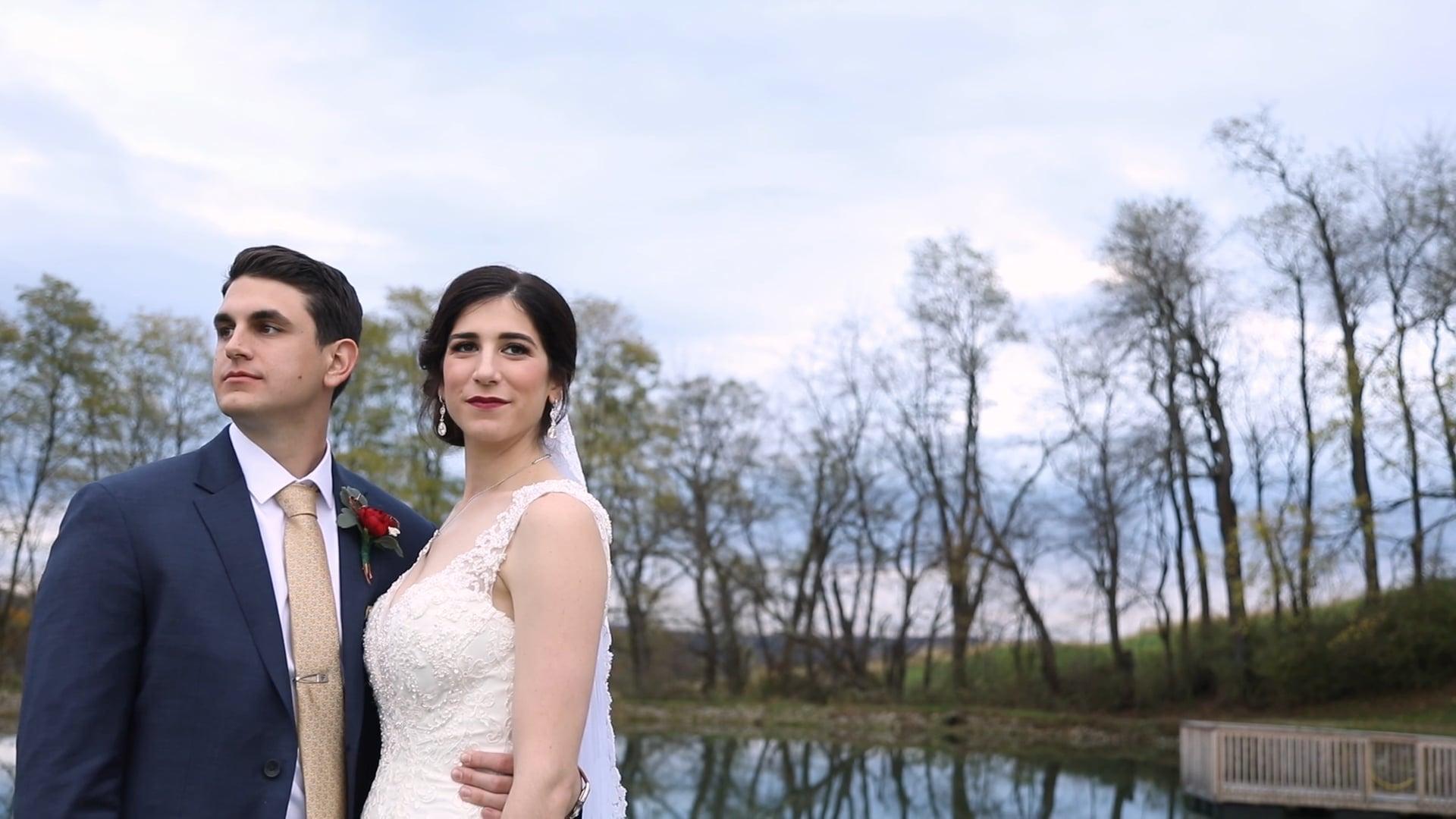 Jeffrey and Jessica -- November 4, 2017 -- Wedding Highlight Film