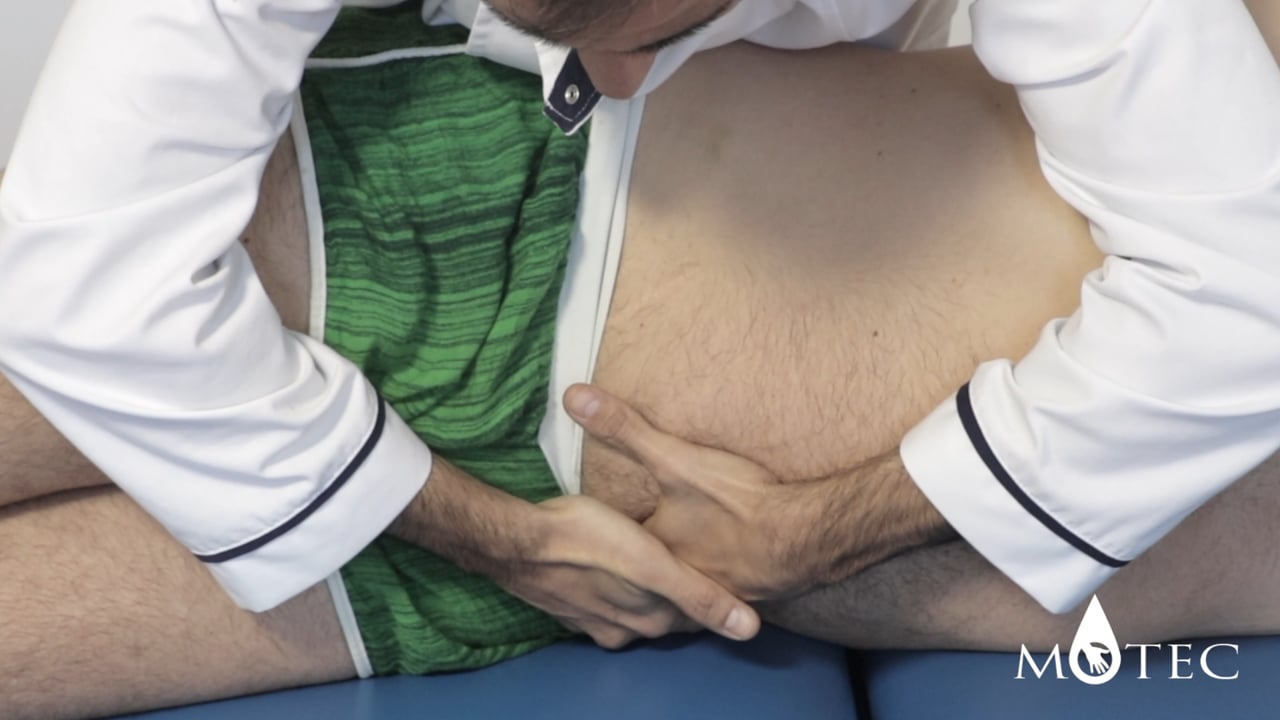 Osteopatía en ciática de origen visceral