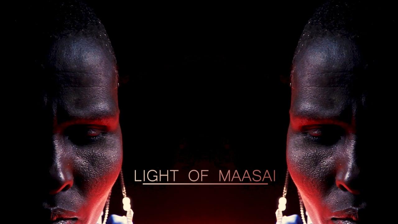 LIGHT OF MAASAI