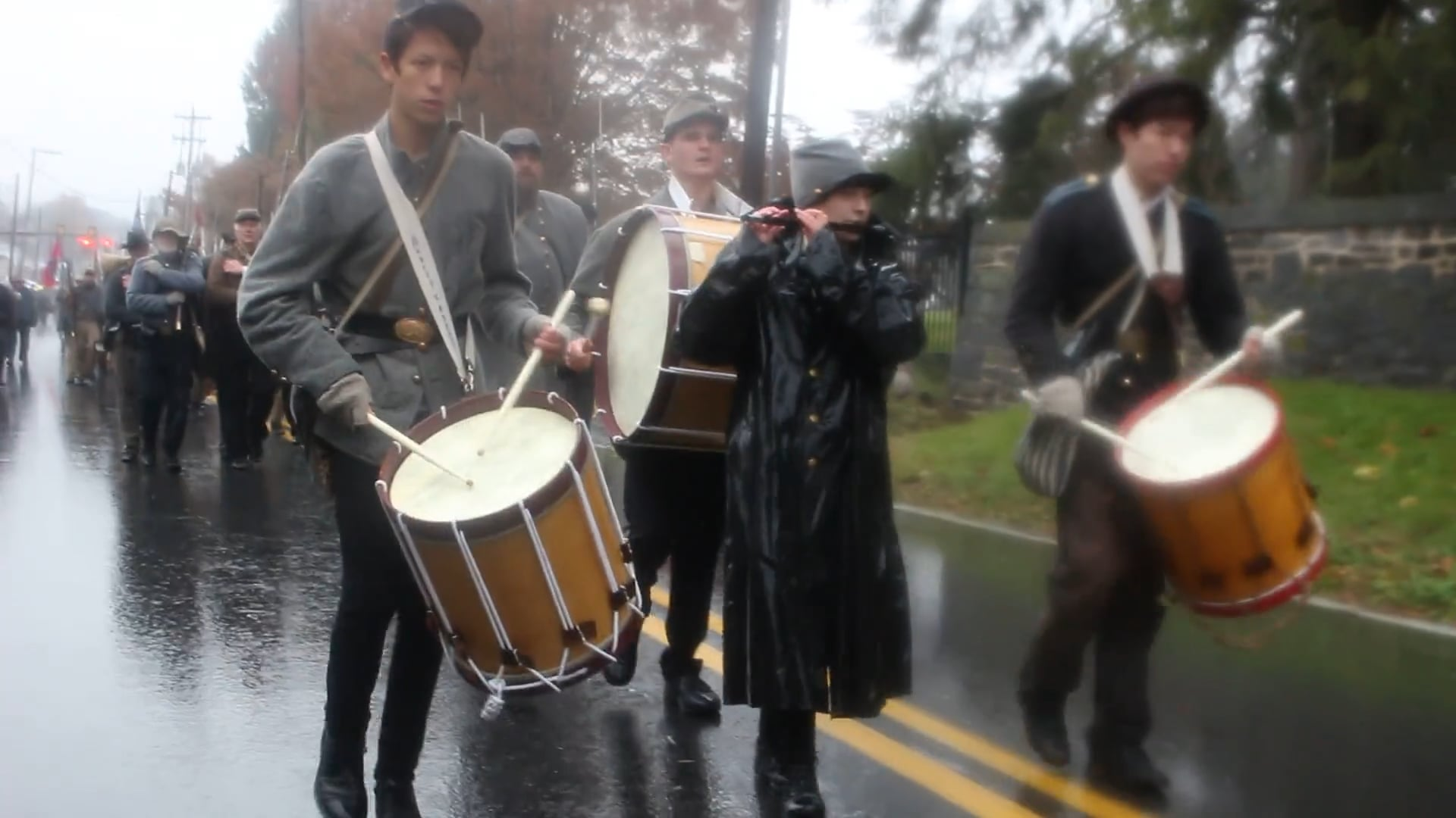 2017 Gettysburg Remembrance Day Parade