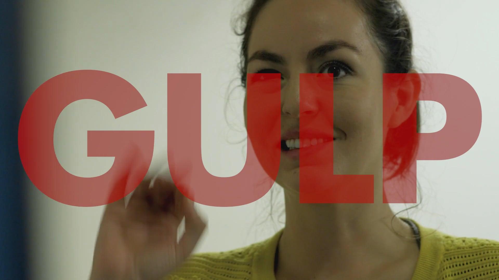 GULP: A Short Film (Trailer)