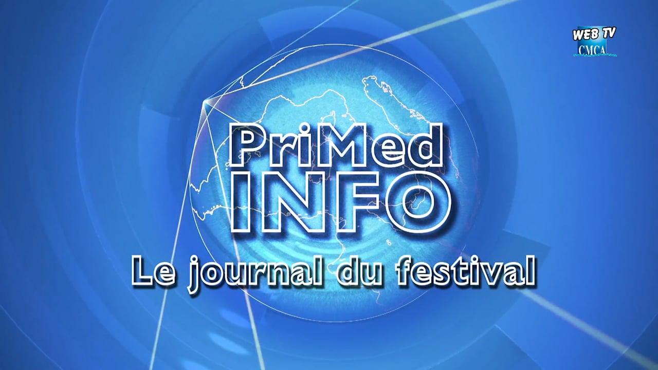 PriMed info de vendredi 24 novembre
