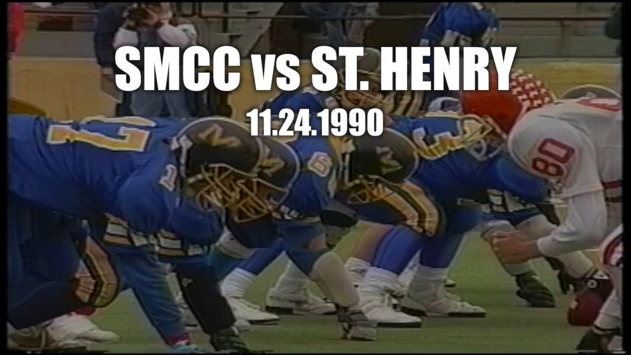 SMCC vs St Henry