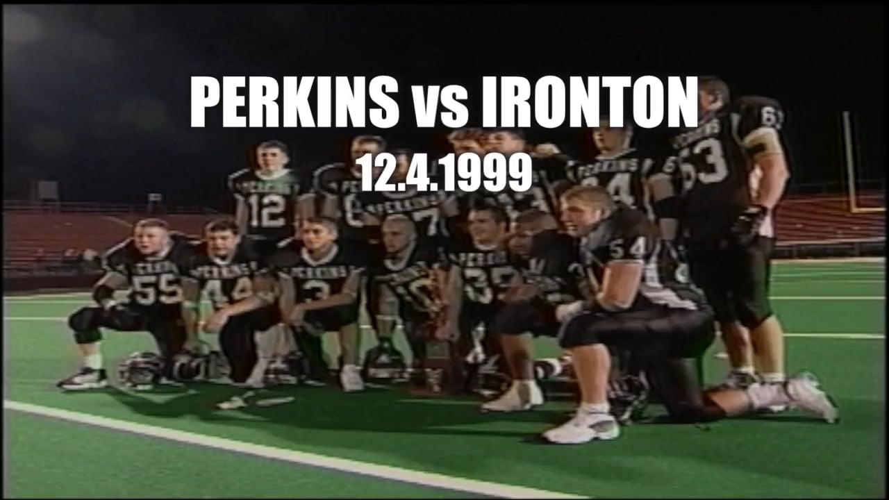 Perkins vs Ironton