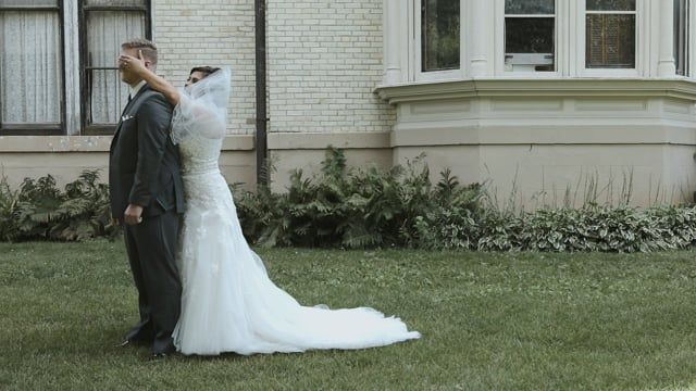 Anastasia + Blake | Cinematic Wedding Film by Wynn Films