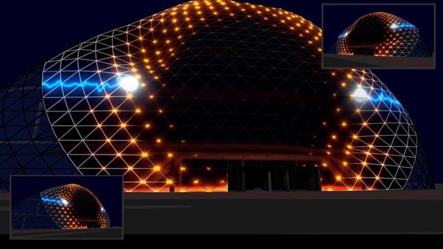 BLOB THE BULB, VR testomgeving