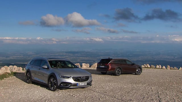 Insignia Country Tourer - Footage 11-2017