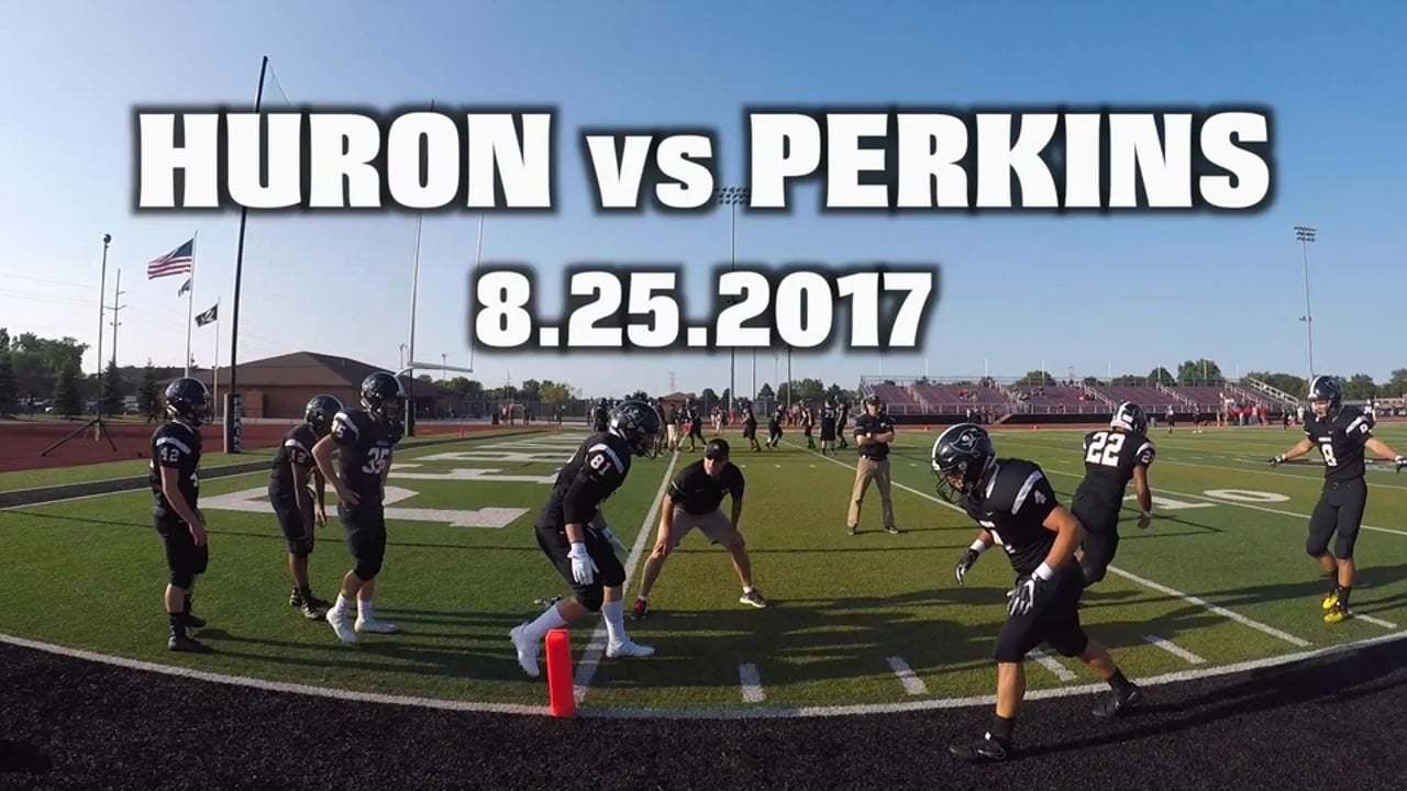 Huron vs Perkins 8:25:17
