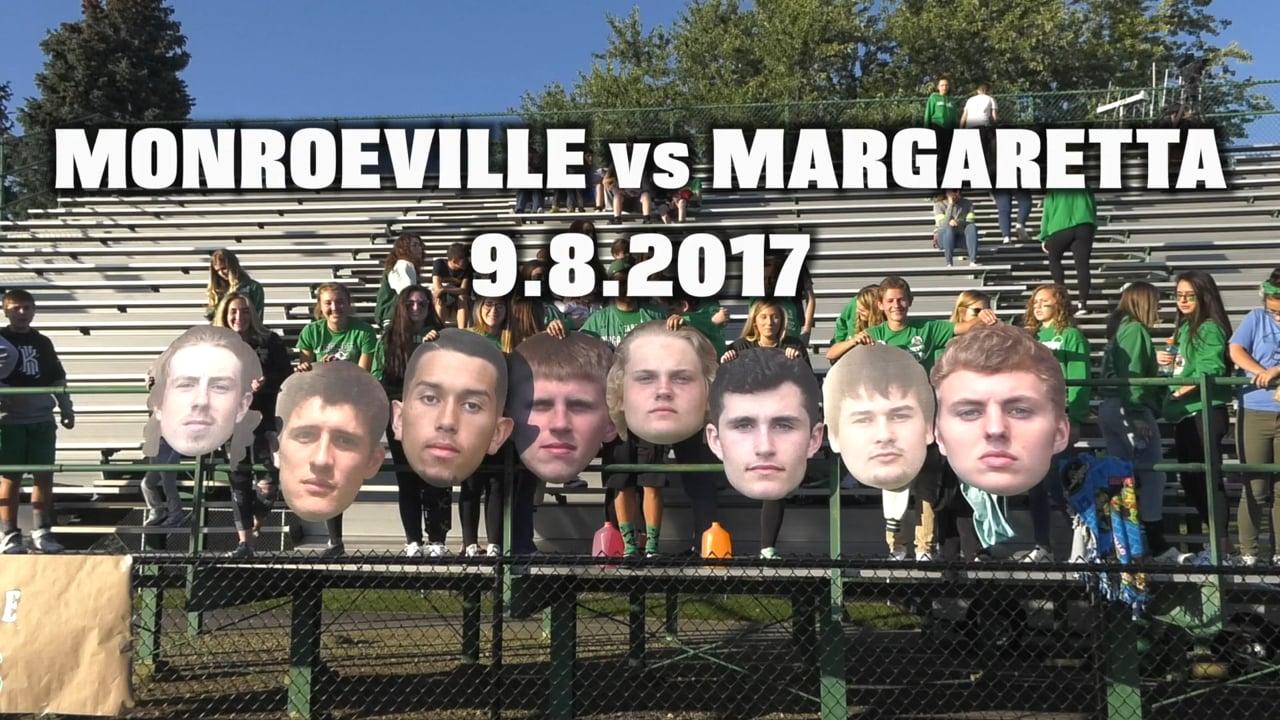 Monroeville vs Margaretta 9.8.17