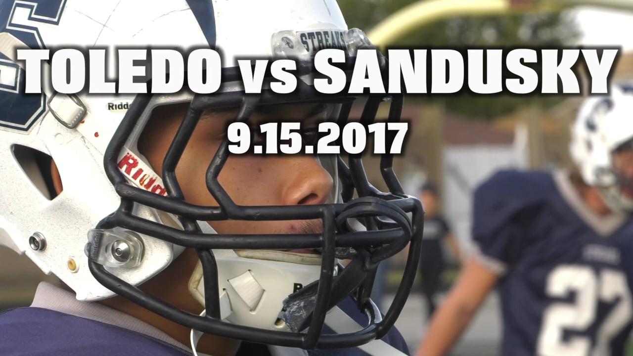 Toledo vs Sandusky 9.15.17