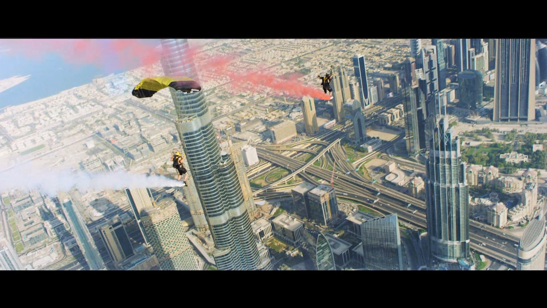 (Singapore Aerial Unit) Investment Corporation of Dubai - Corporate Promo Directed by Mark J. Blackman