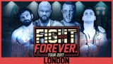 wXw Fight Forever Tour 2017: London