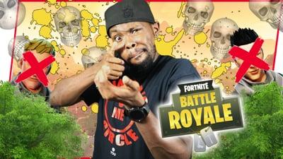 HUNTING DOWN PEOPLE FOR KILLS! - FortNite Battle Royale